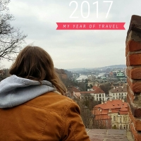2017 My Year Of Travel